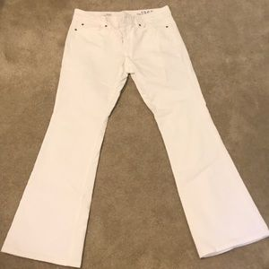 White jeans great condition